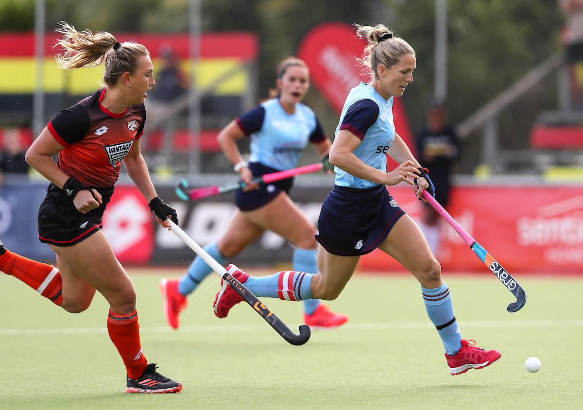 Falcons and Tridents soaring towards Sundays final